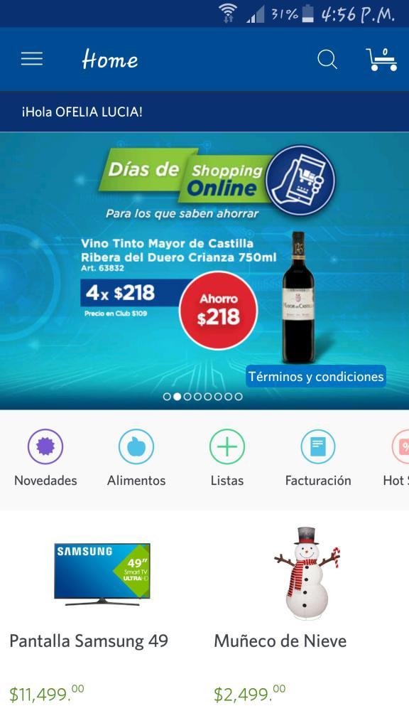 Sam's Club: Vino tinto crianza Mayor de Castilla D.O Ribera del Duero (España)