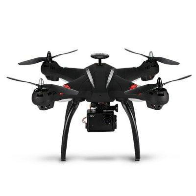 Gearbest: Drone // GPS doble, Cámara 1080p FPV, Sorround, Follow Me, Control de altura, Return to Home // Bayangtoys X21