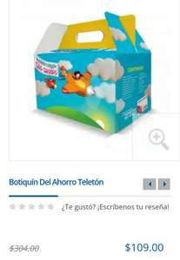 Farmacias del Ahorro: BotiquínDel Ahorro