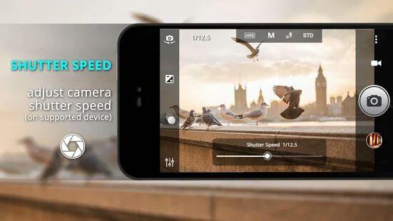 Google Play: Fast Camera - HD Camera Professional Grátis