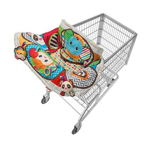 Amazon: cubre carrito de super Infantino