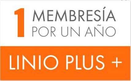 Linio: membresía Linio Plus gratis en compras mínimas de $899 o más