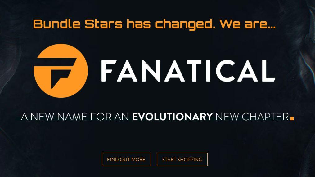 Bundle Star: es ahora Fanatical, 10% con cupón