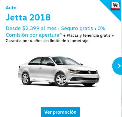 Ofertas del Buen Fin 2017 en autos Volkswagen