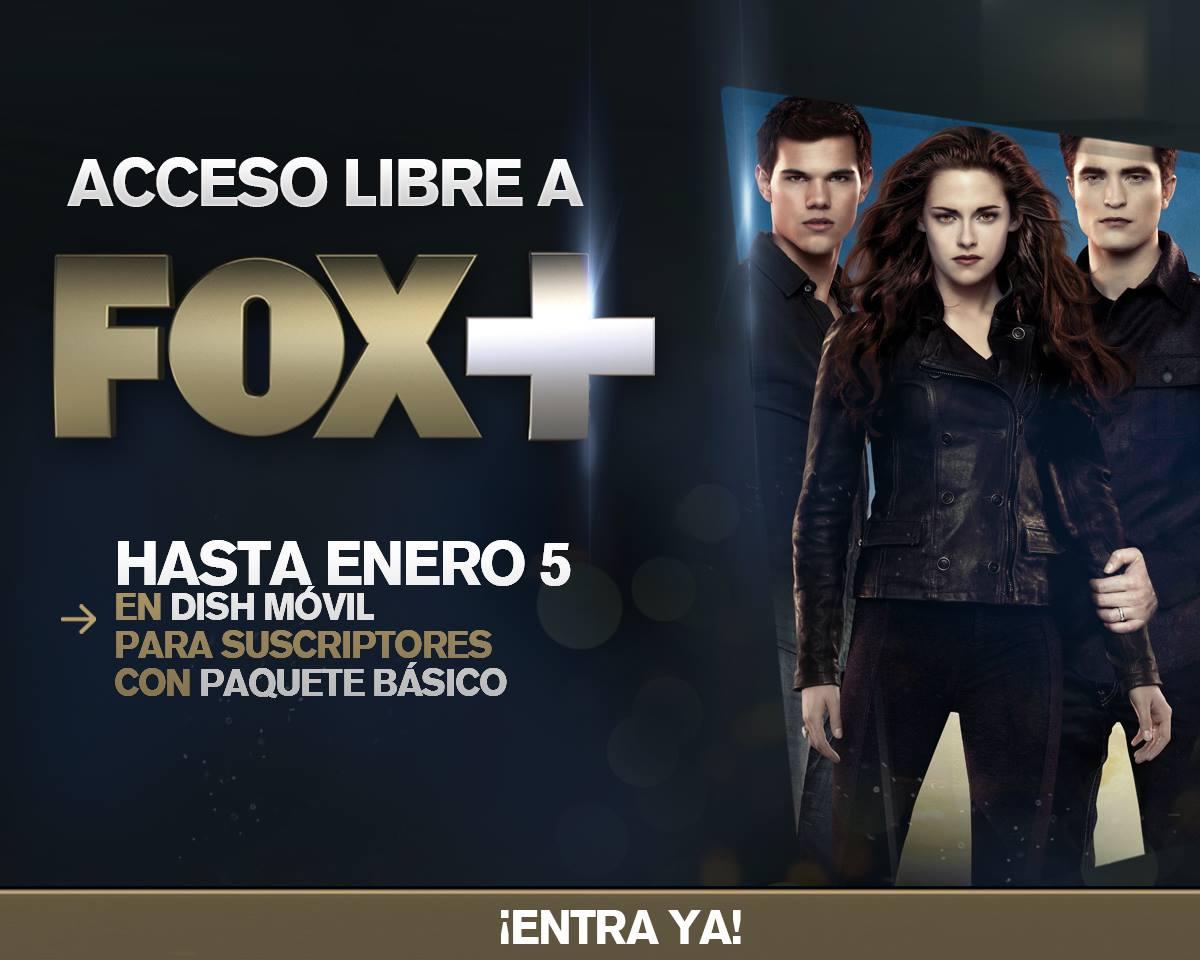 Dish: canales Fox+ gratis