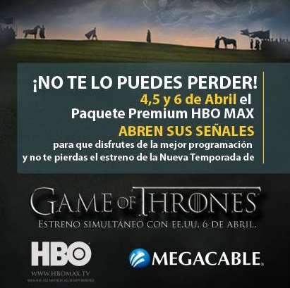 Canales HBO y Max gratis del 4 al 6 de abril