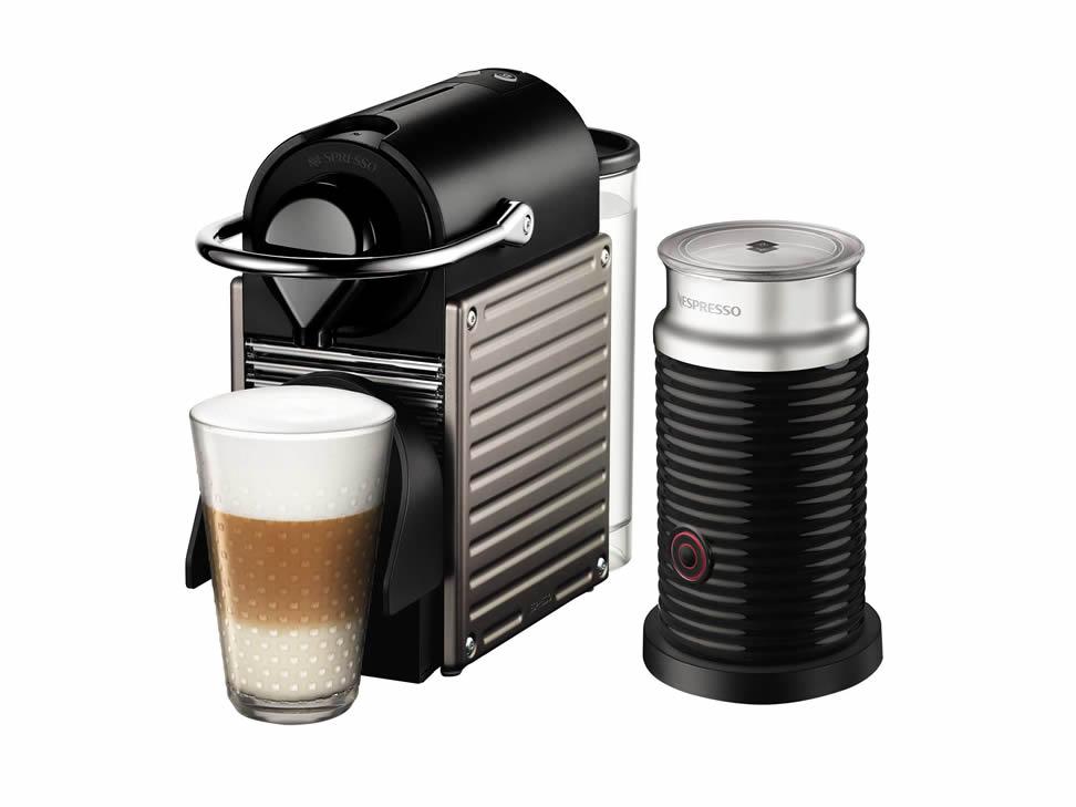 Liverpool: 30% de descuento en cafeteras Nespresso seleccionadas