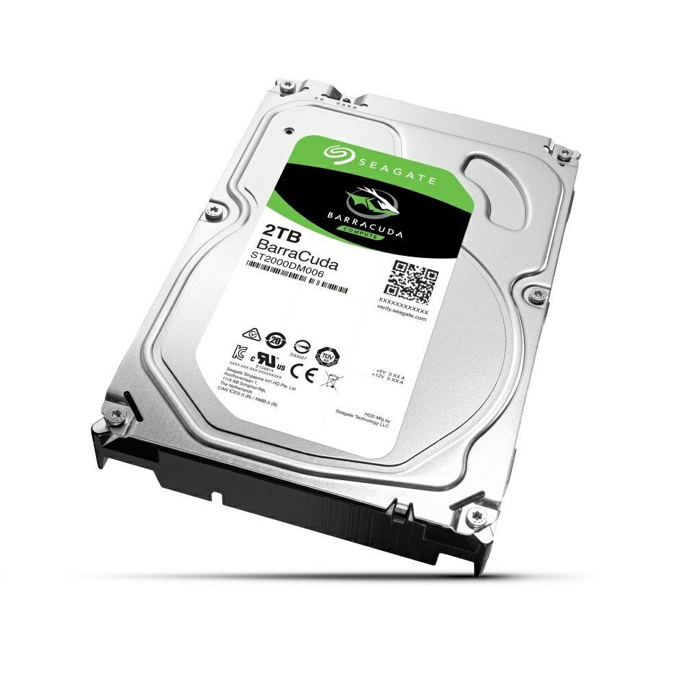 Cyberpuerta: Disco duro 2TB Seagate. $1269 con cupón de registro nuevo usuario.