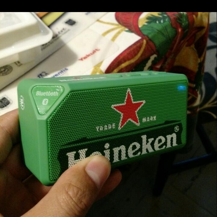 Walmart: 12 cervezas Heineken y bocina bluetooth por $300