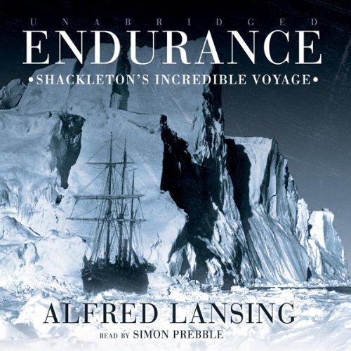 "Amazon USA: audiolibro ""Endurance: Shackleton's Incredible Voyage"" gratis."