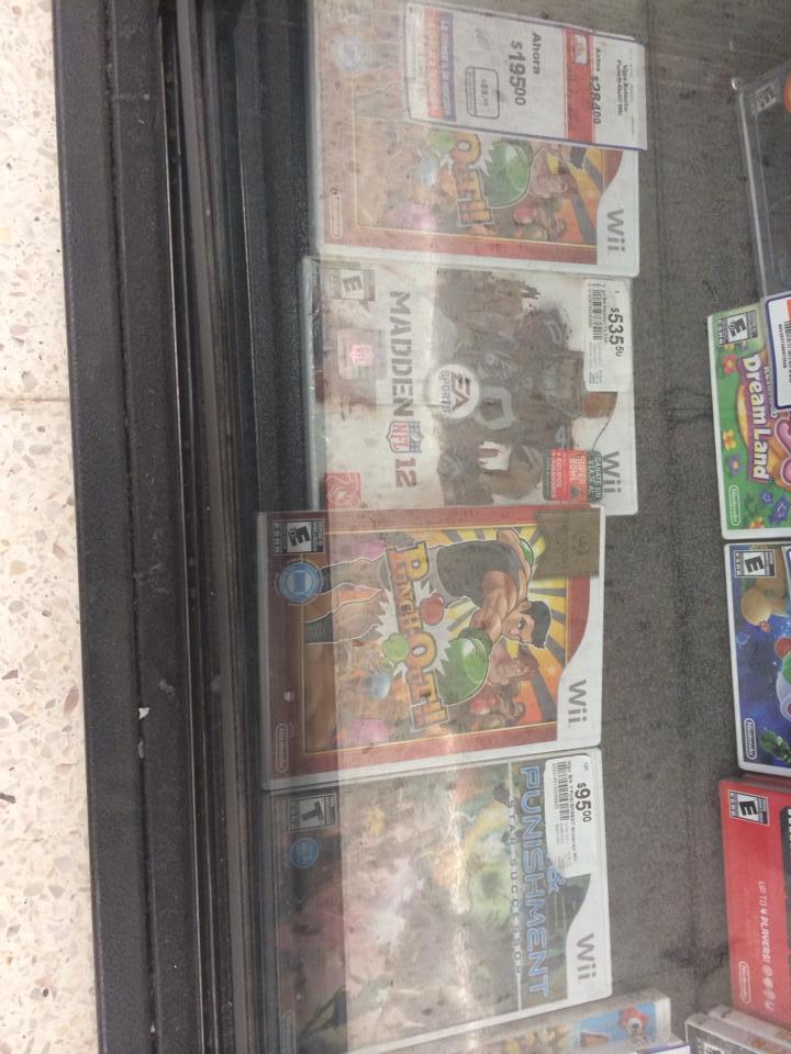 Chedraui: Títulos en rebaja Wii y Nintendo 3DS