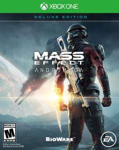 Amazon MX: Mass Effect Andromeda Deluxe Edition para Xbox One