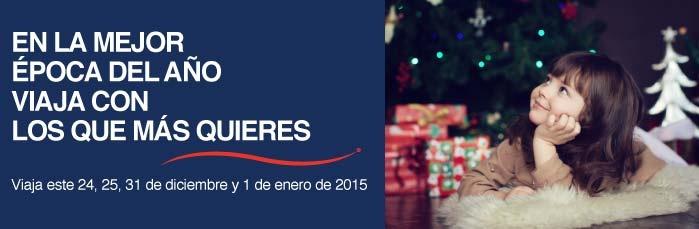 Aeroméxico: Ofertas de Fin de Año