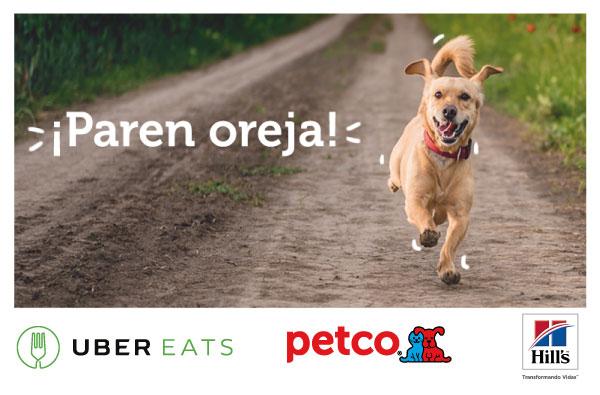 Uber Eats: Hills y Petco tienen una sorpresa para tu mascota