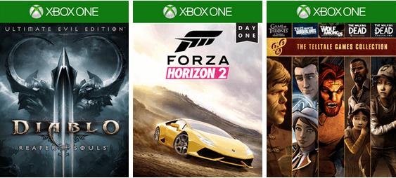 Xbox Live: ofertas de año nuevo