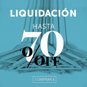 Ösom: Liquidación de productos