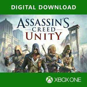 Kinguin: Assassin's Creed Unity X1 digital (acepta PayPal)