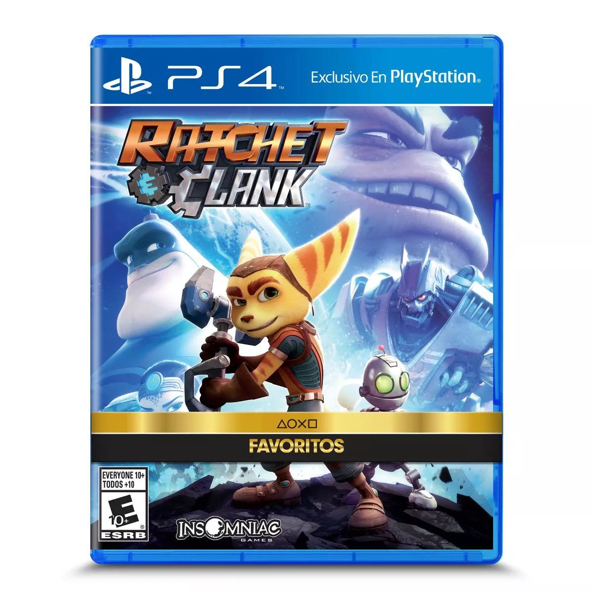 Tienda Sony en Mercado Libre: Ratchet & Clank PS4