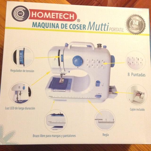Soriana: Maquina de Coser