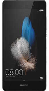 Movistar Huawei P8 LTE color Negro