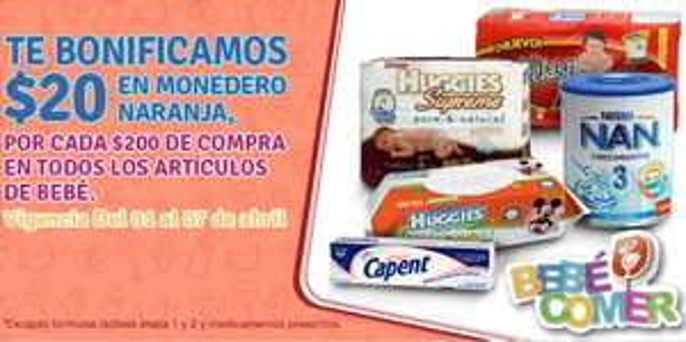 Miércoles de plaza en La Comer abril 2: naranja $2.90 Kg y más