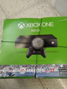 Office Depot: Xbox One 500Gb Madden NFL 17