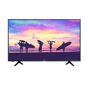 Amazon: Tv Hisense de 55 pulgadas 4k 55H6D