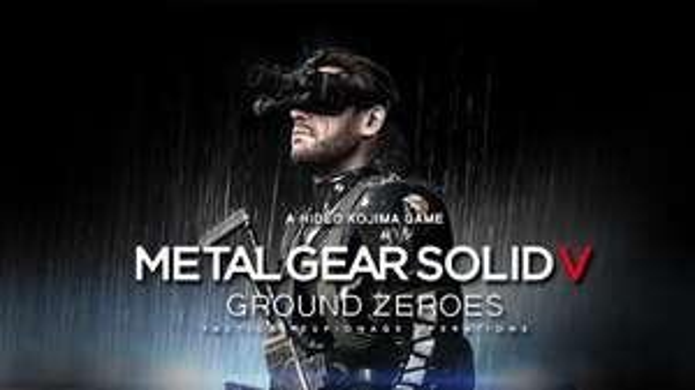 Linio: Metal Gear Solid V Ground Zeroes $199