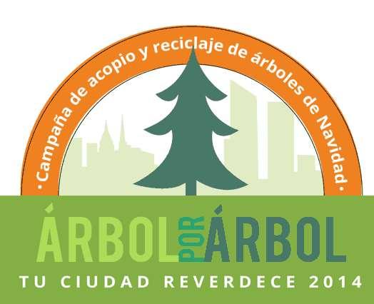 Árbol por árbol 2015: intercambia árbol de Navidad por planta de ornato o composta (DF)