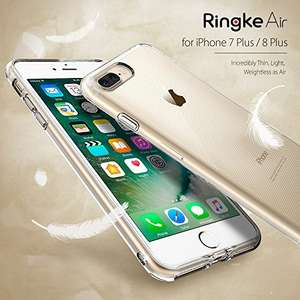 Amazon MX: Funda Ringke transparente iPhone 8 Plus