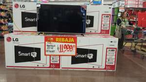 "Walmart: LG LED SMART TV 55"" $11,999"