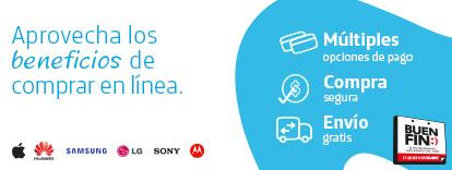 Ofertas Buen Fin 2017  Tienda Movistar: descuentos en varios Smartphones