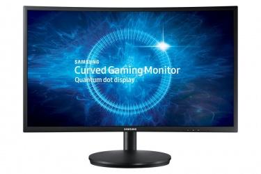 "Cyberpuerta: Monitor Samsung Gamer Curvo 144hz de 27"" ofertón!"