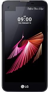 Movistar: LG X SCREEN LTE color Negro