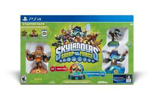 liverpool skylanders swap force starter pack ps4