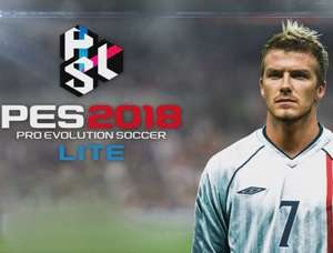 Steam y PS4: Pro Evolution Soccer 2018 Lite Gratis