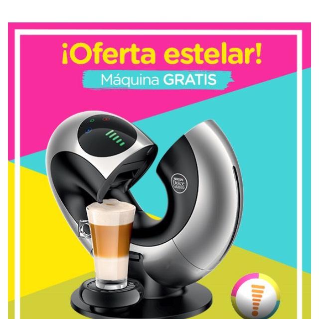 Ofertas Buen Fin 2017 Dolce Gusto: Máquina gratis comprando 15 o 18 cajas