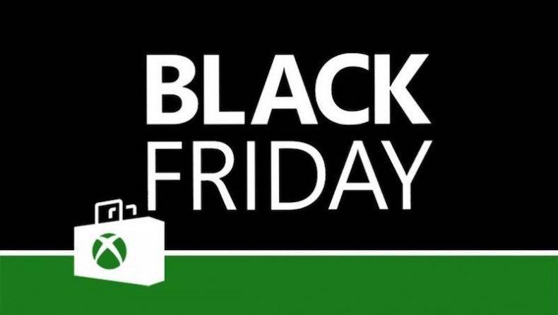 Ofertas black Friday Xbox store
