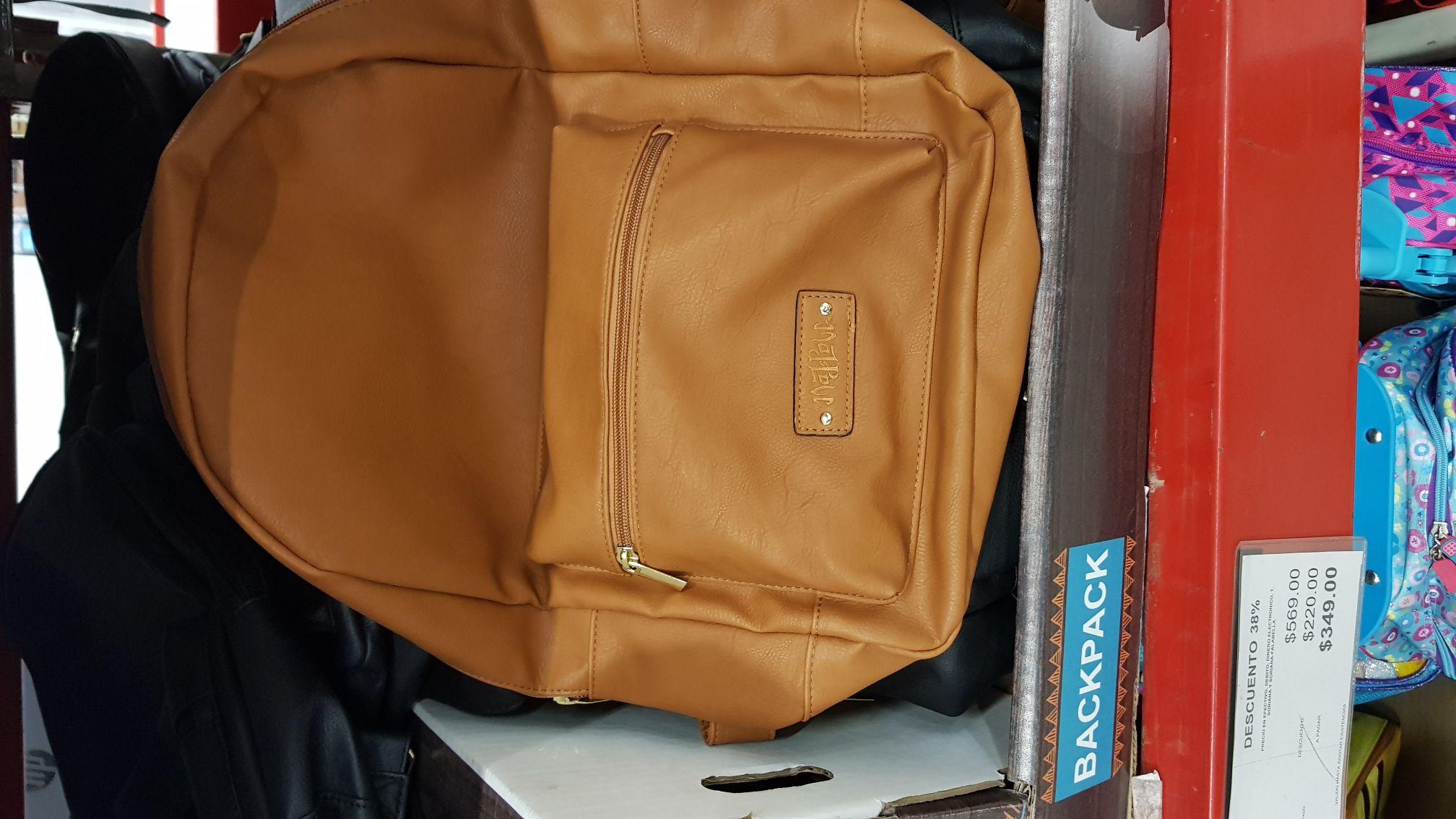 City Club Ixtapaluca: Backpack Steve Madden