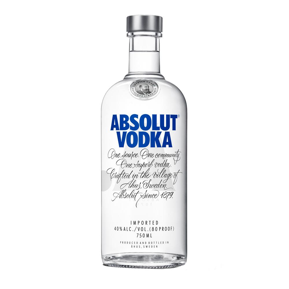 La Europea: Varios Absolut Vodka en 159 y mas vodkas...