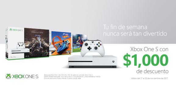 El Buen Fin 2017 Microsoft: oferta $1000 pesos de descuento