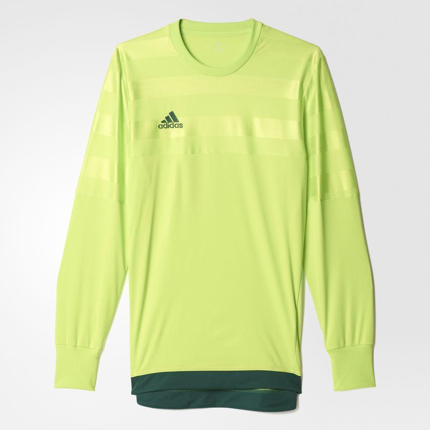Adidas: Jersey portero en todas las tallas.