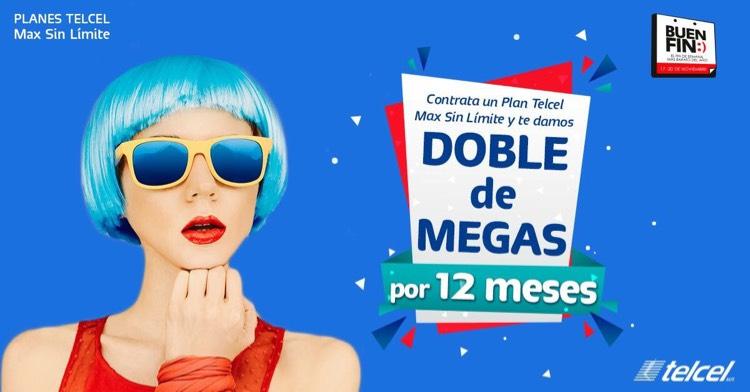 El Buen Fin 2017 en Telcel: doble de megas por un año, nuevas contrataciones y renovaciones