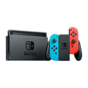 El Buen Fin 2017 en Sam's Club: Nintendo switch neon a 6 MSI