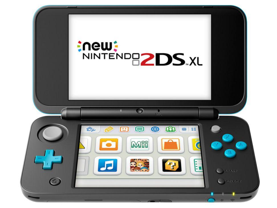 Liverpool: Consola Nintendo 2DS XL