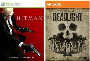 Xbox Live: juegos gratis para suscritores Gold en abril (incluye Hitman Absolution)