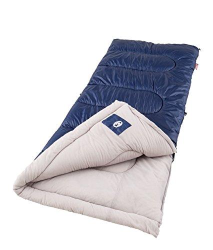 Amazon: Coleman Bolsa para dormir para clima frío -6.66 a 4.44 grados C°