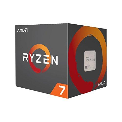 El Buen Fin 2017 en Amazon: Ryzen 7 1700, con disipador Wrait Spire, AMD YD1700BBAEBOX