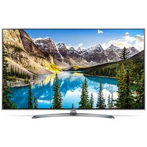 "Buen Fin 2017 en Linio: Pantalla LG 55"" Smart TV Ultra HD 55UJ7750"