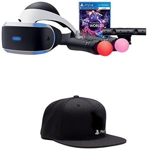 Buen Fin 2017 Amazon: Paquete Playstation VR + Gorra Regalo